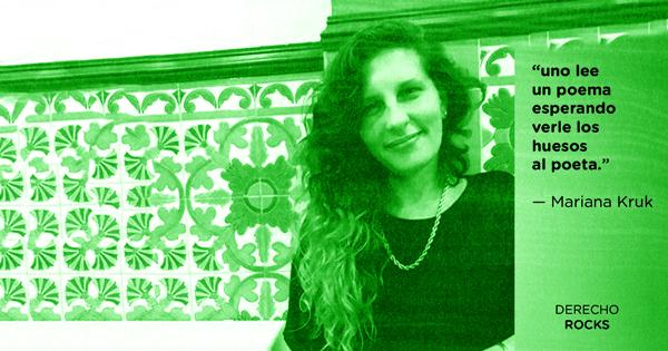 Entrevista Mariana Kruk