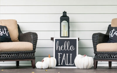 7 Items For Your Fall Home Maintenance Checklist