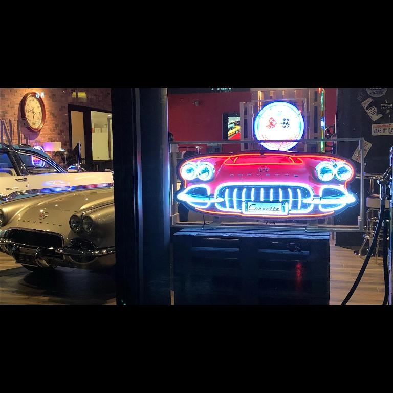 Corvette Grille with Corvette