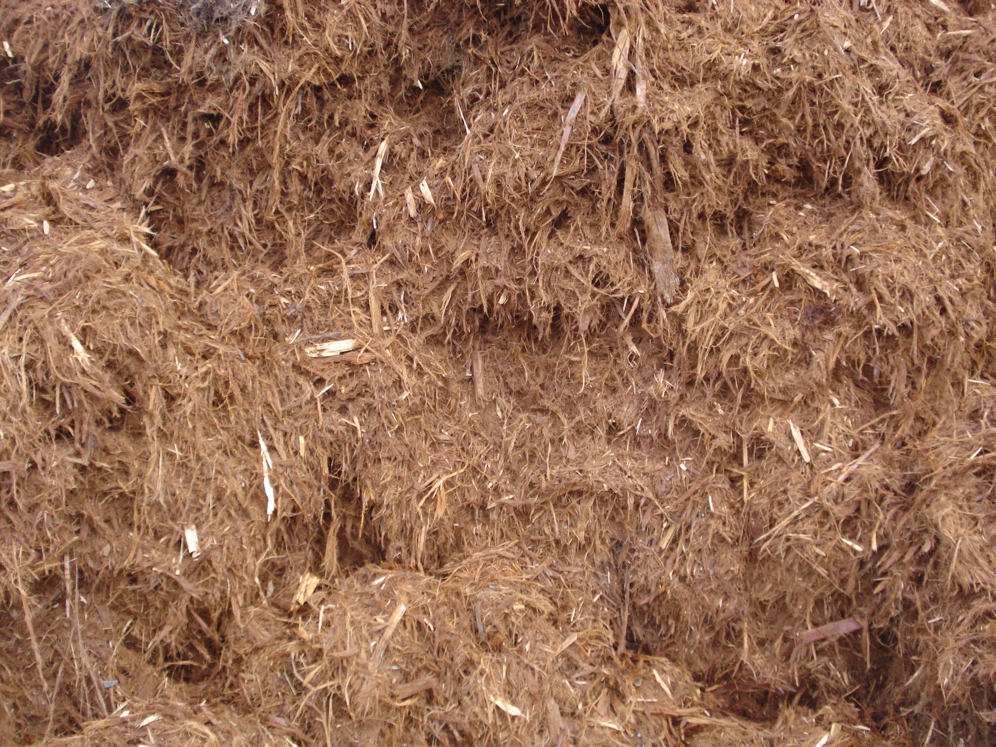 Mulch Bark L H Voss Materials