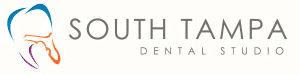 South Tampa Dental Studio – A full service dental studio in the heart of South Tampa. – 813-356-0555 Logo