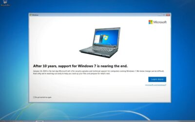 Are you ready for Windows 7 end of life?
