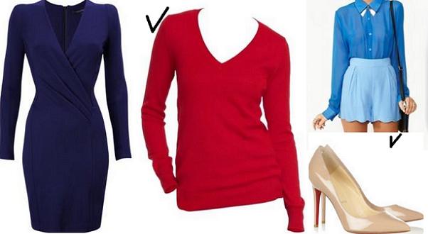 Tips lucir delgada, Tips de estilo, tips look slimmer, fashion Blogs Colombia