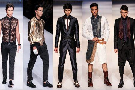 Moda y tendencias masculinas 2014