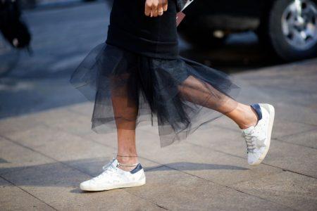 Style mistakes, Desaciertos de estilo, tull skirts and sneakers