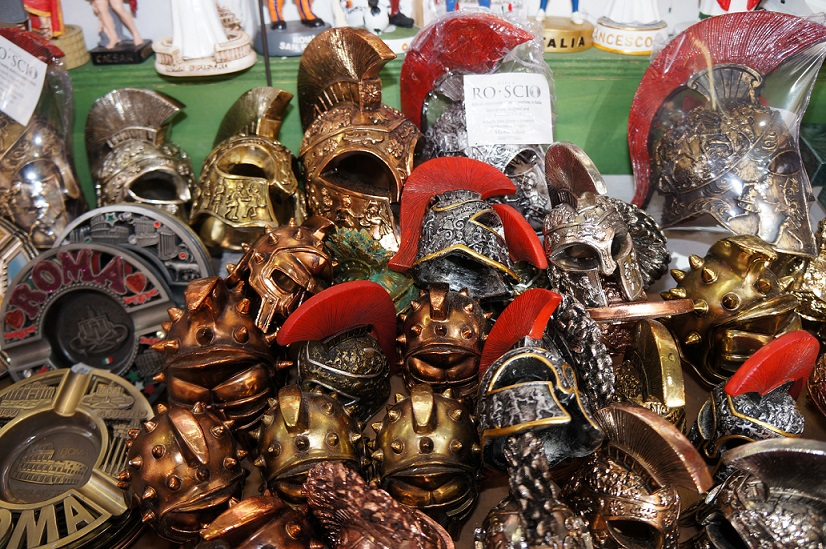 Best souvenirs in Rome