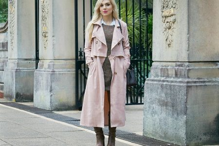 What to wear transitional weather