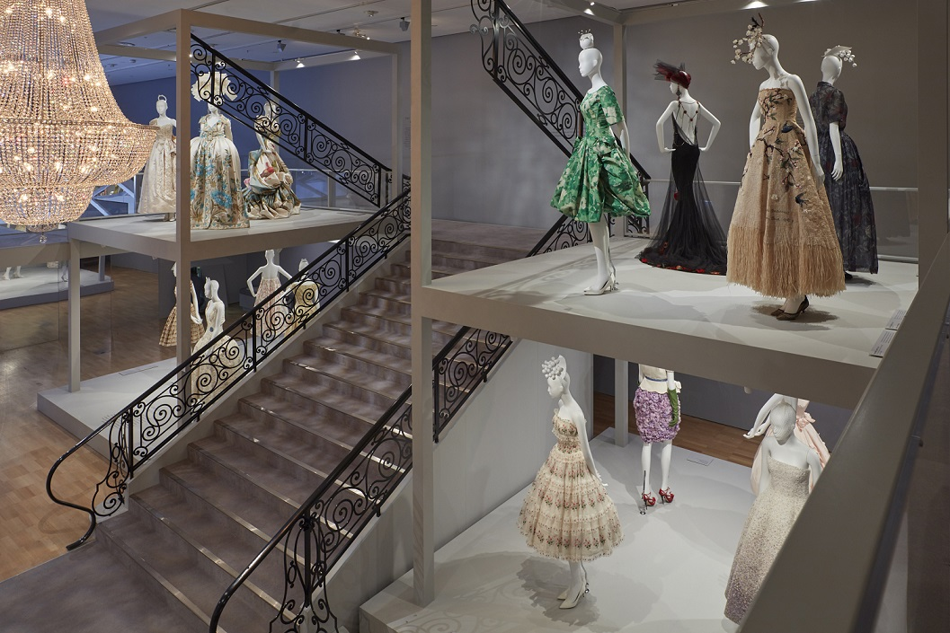 Things to do Melbourne, house of Dior exhibition