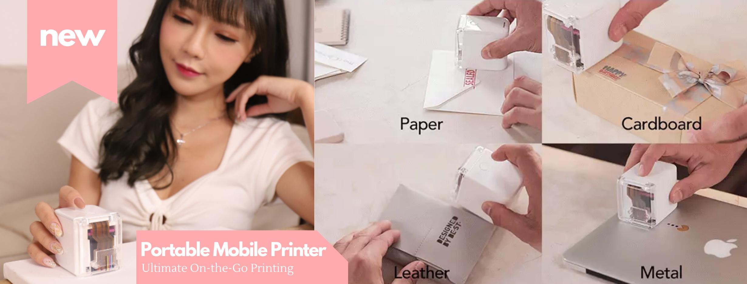 Shop portable printer