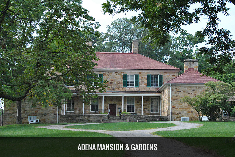 Adena Mansion & Gardens