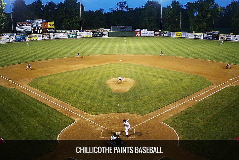 Chillicothe Paints Baseball
