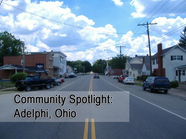 Community Spotlight: Adelphi