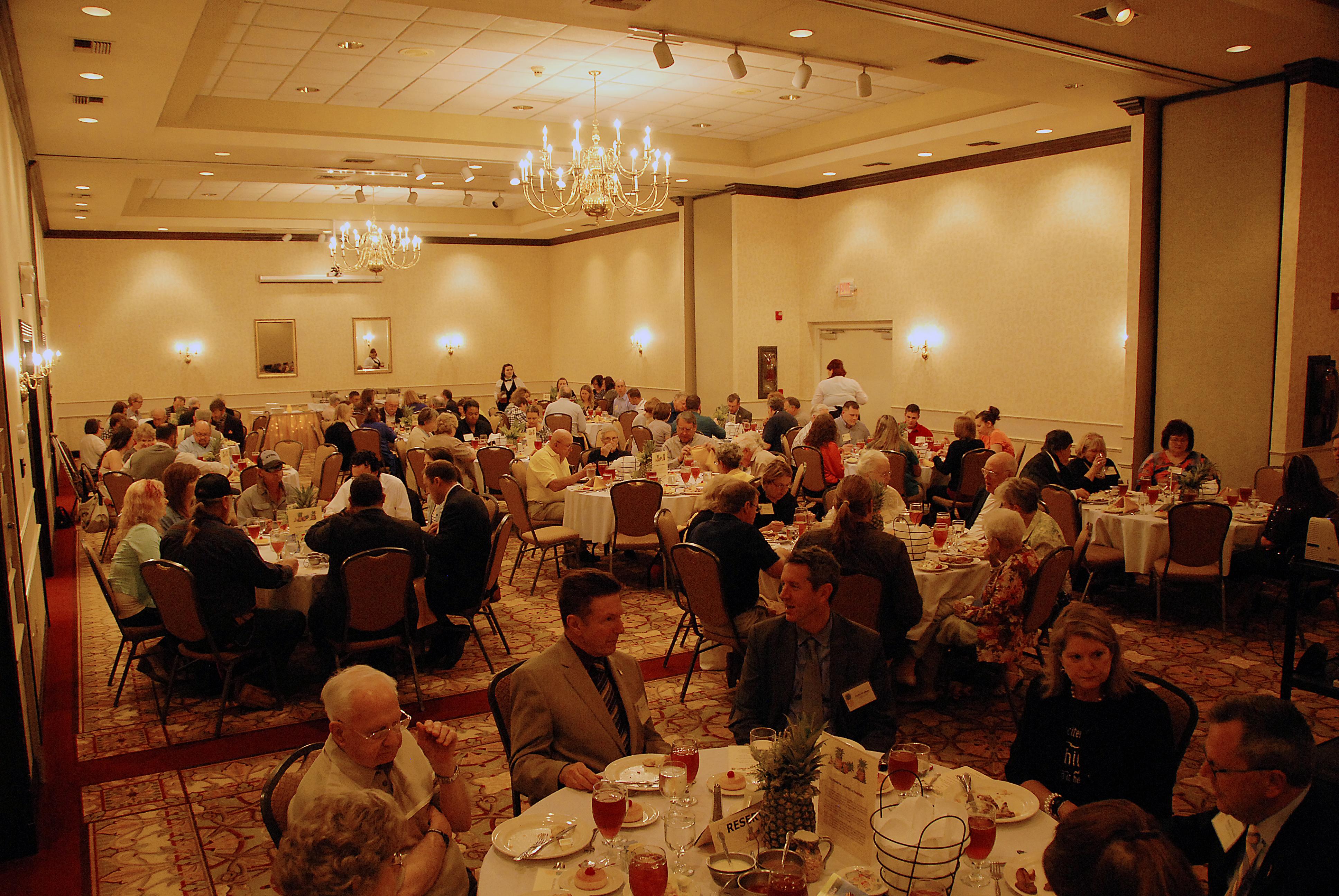 3rd Annual Tourism Banquet