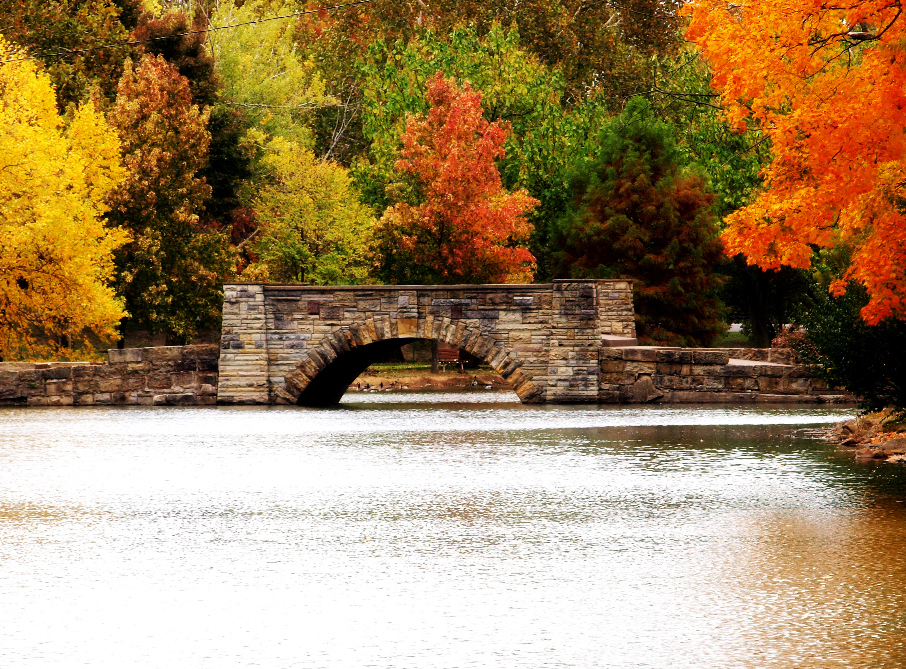 Experience Fall in Ross County