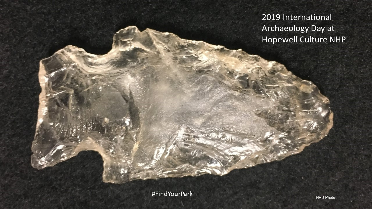 International Archaeology Day at Hopewell Culture National Historical Park