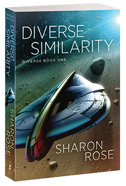 Diverse Similarity by Sharon Rose - on Amazon!