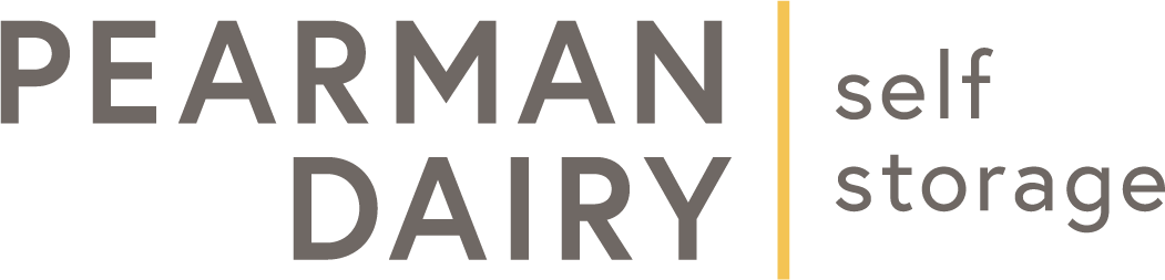 Pearman Dairy Self Storage Logo