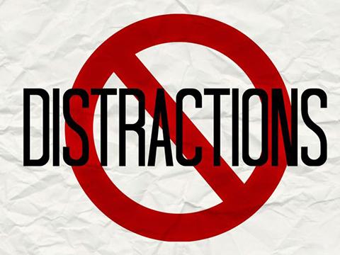 nodistractions