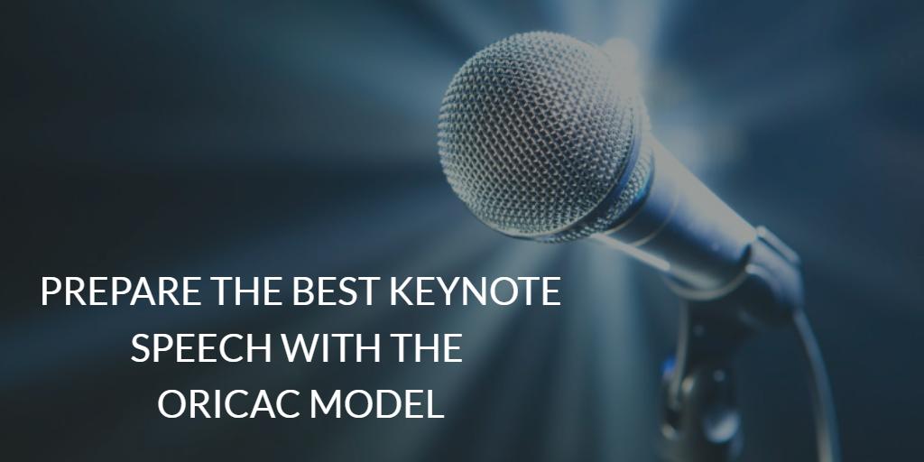 6 Expert Tips For Preparing The Best Keynote Speech