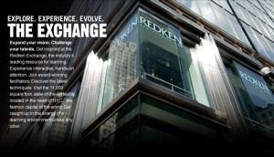 The Redken Exchange in NYC