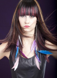 Wella Hair color at Samuel Cole Salon in Raleigh