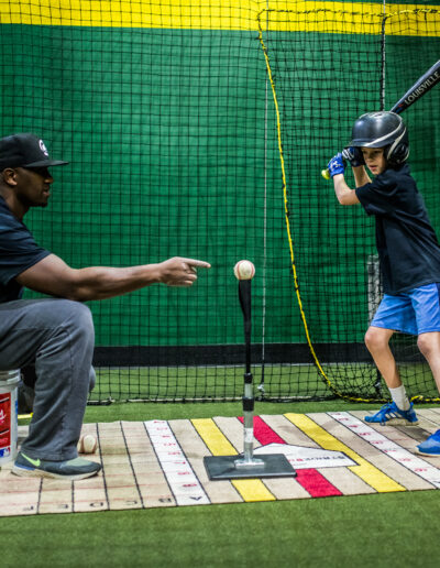 Baseball Lessons in Charlotte NC