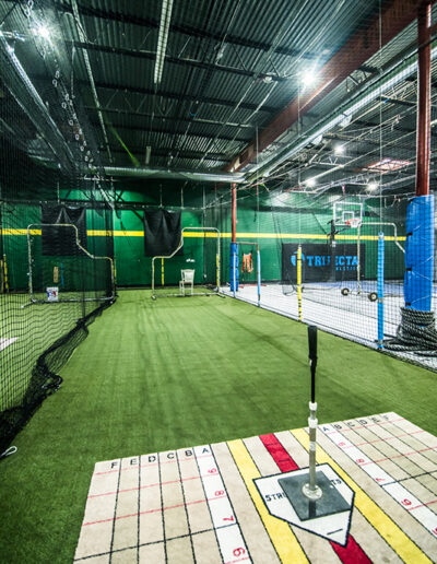 Sports Facility Rental