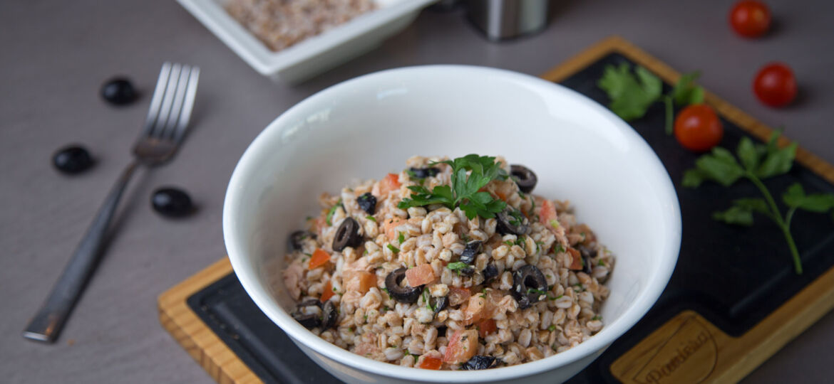 Copy of Tuna Barley Salad