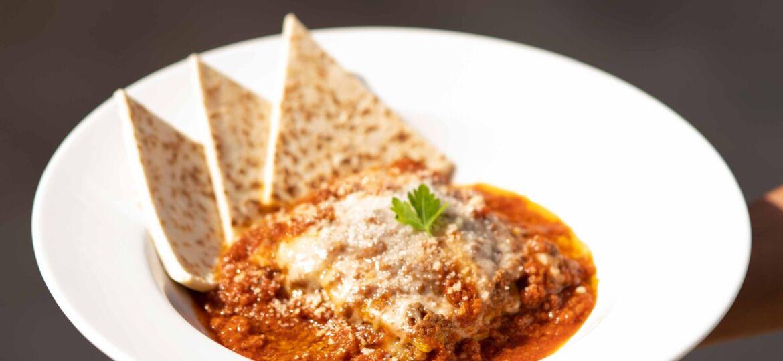Lasagna Bolognese 1