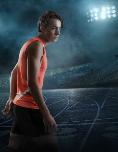 Sports Photoshop Template