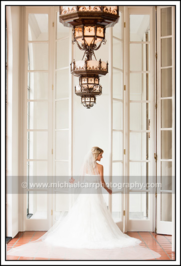 Bridal Portraits St. Anthony Hotel