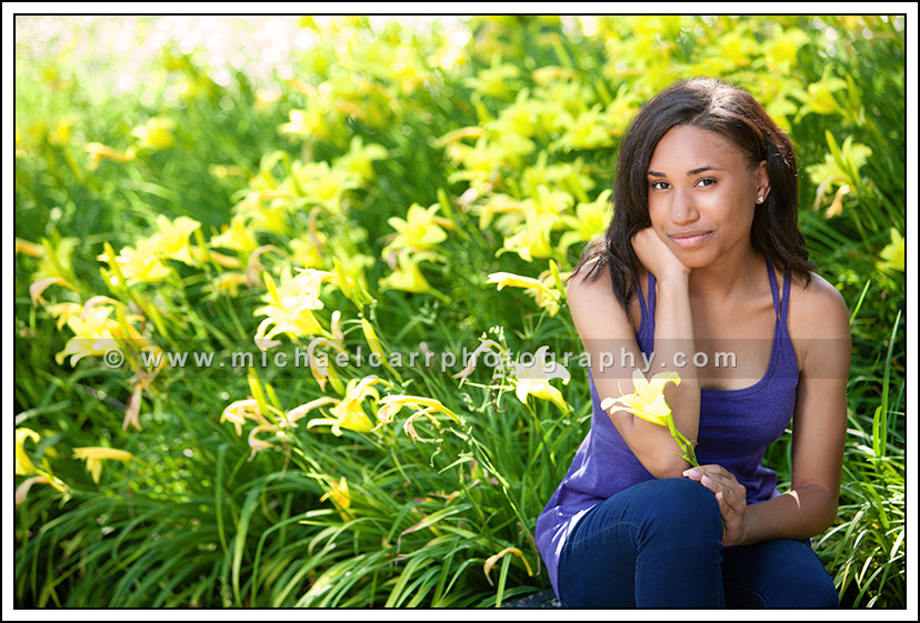 Senior Photographer in the Houston Area