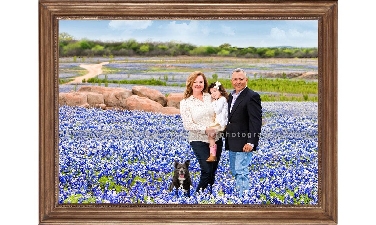 Blue Bonnet Family Photography Texas