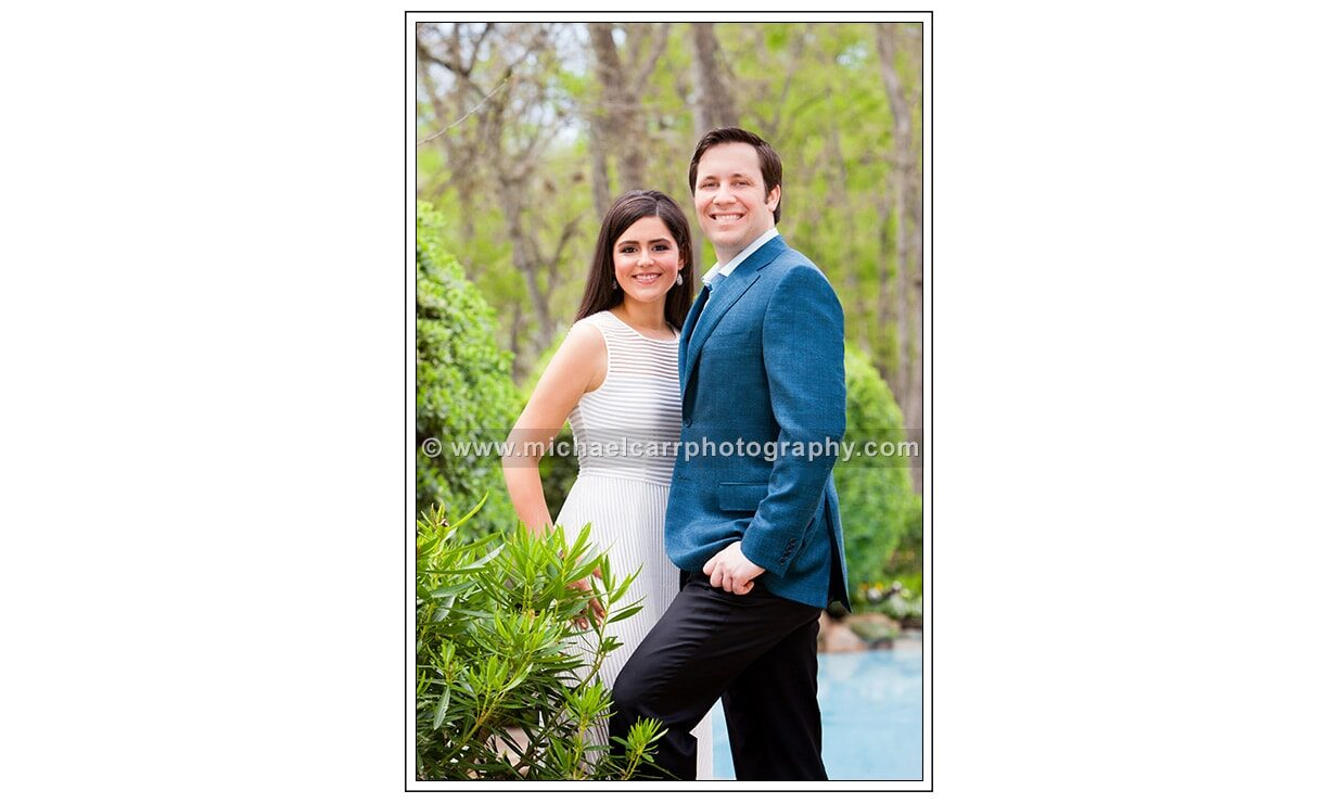 Houston Formal Engagement Photography