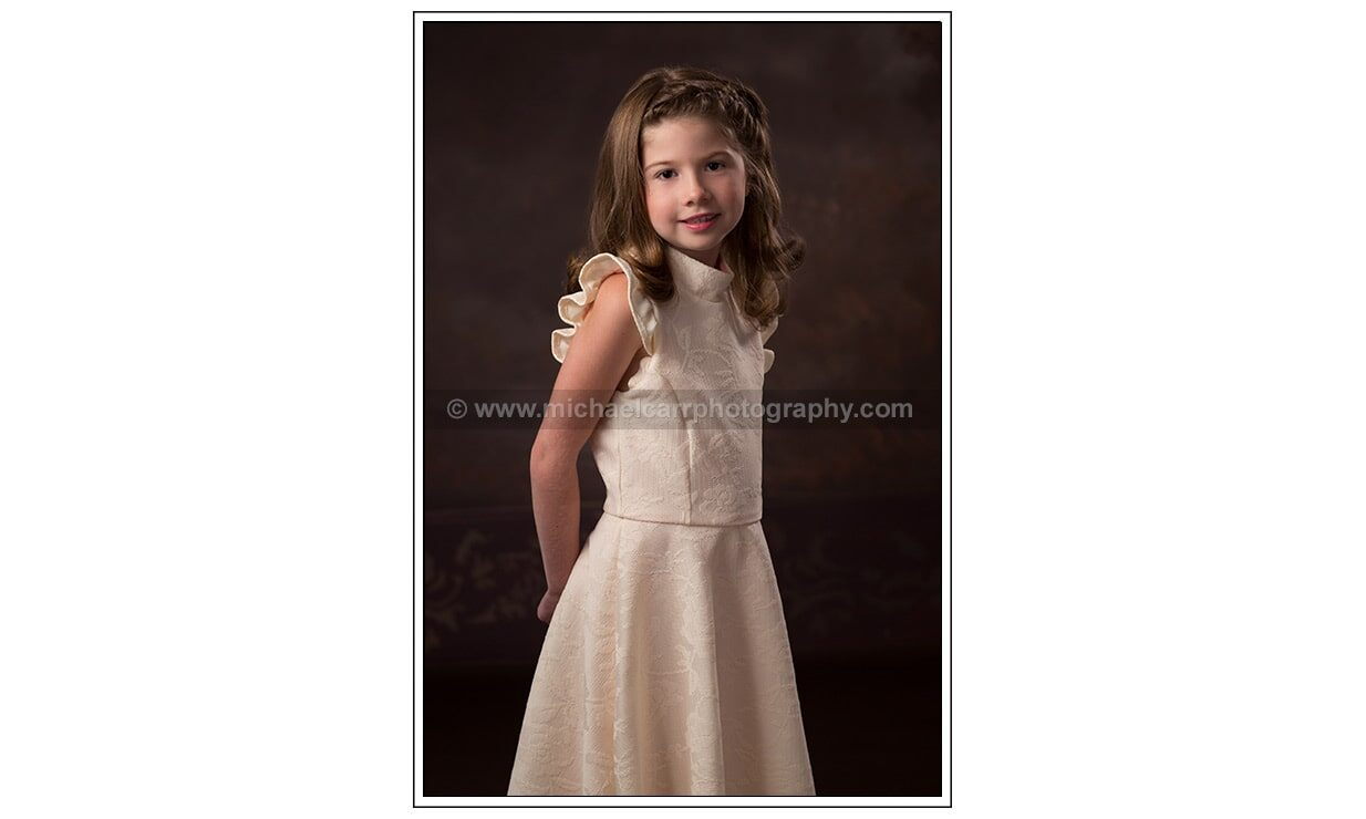 Formal Children Photography