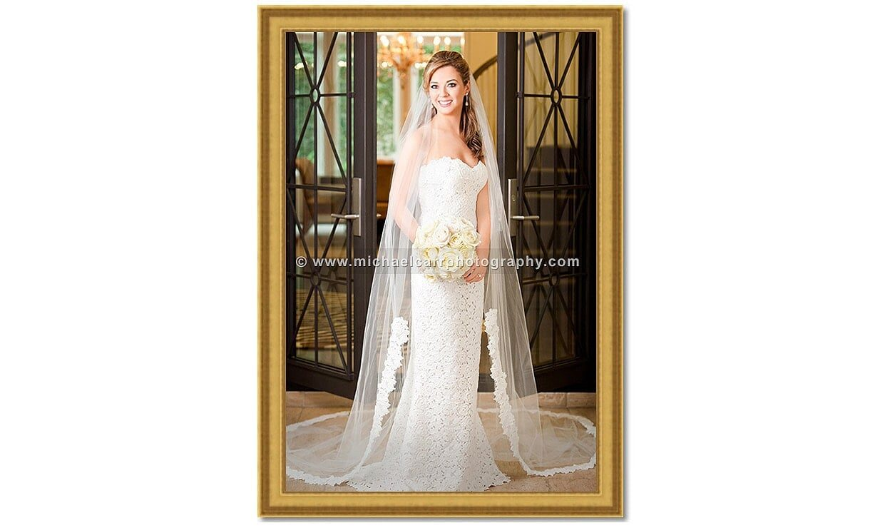 Bridal Portraits Photography at home