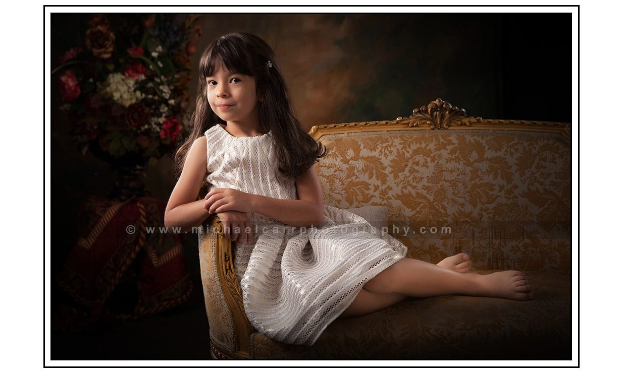 Formal Modern Children Photographer