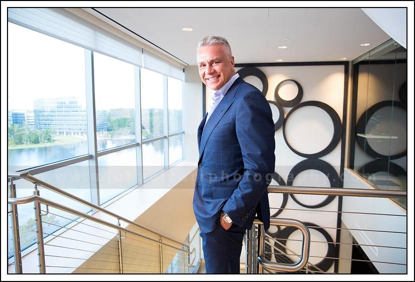 Houston CEO Headshots