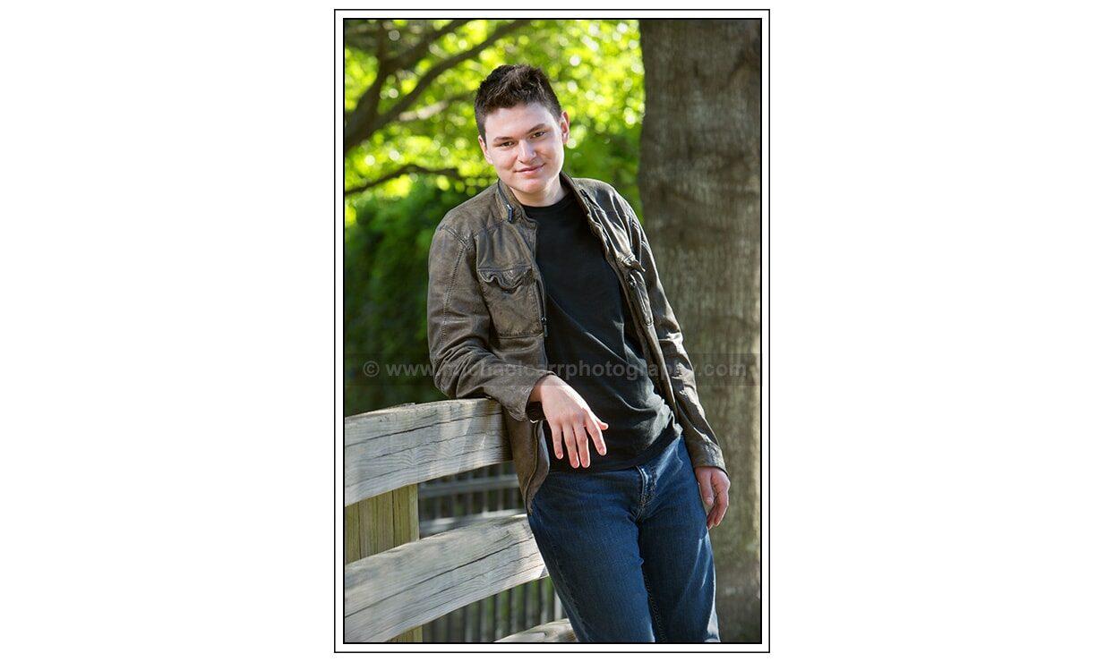 Yearbook Senior Photography