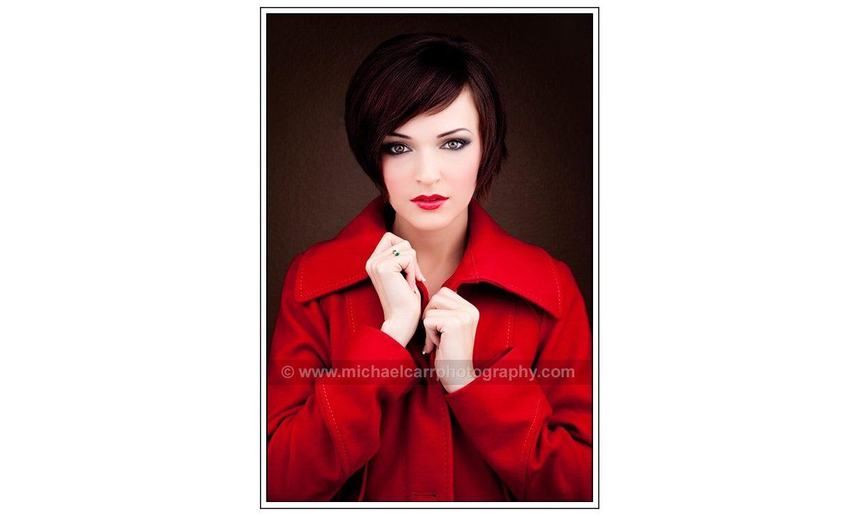 Modeling Beauty Portraits