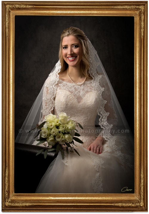 Houston Bridal Portrait Photographer