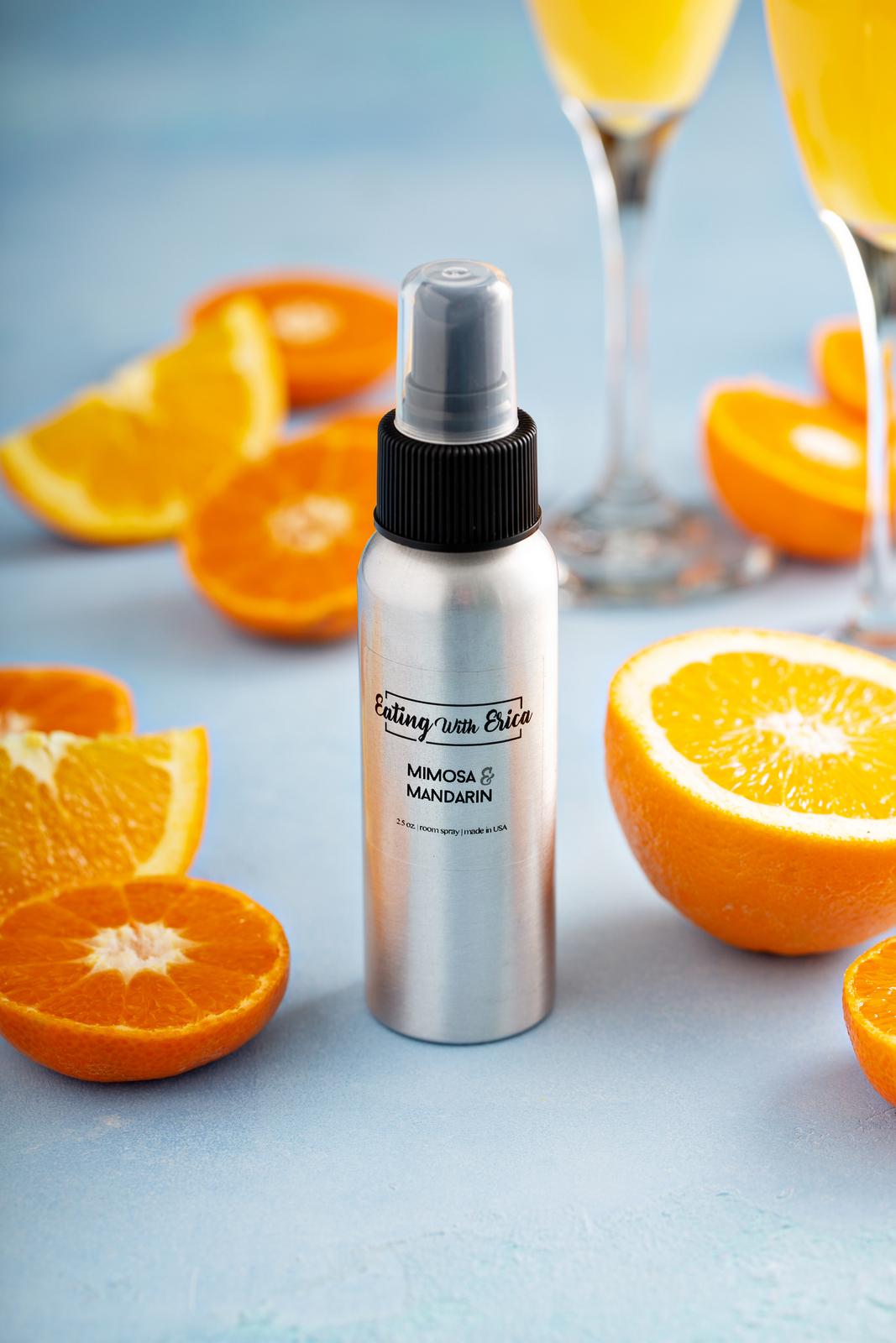 Mimosa and Mandarin Room Spray