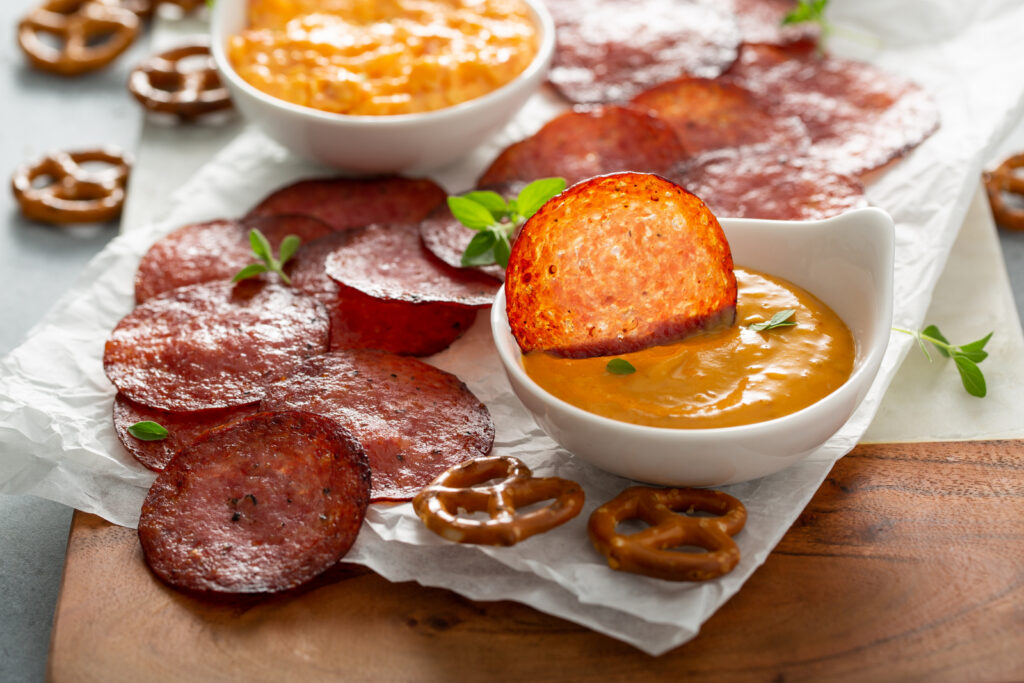 Recipe-Salami-Chips-eating-with-erica-foodie-nom-nom-erica-key-eating-with-erica-atlanta-ga-spicy- mustard-pimento cheese-creamy- horseradish-food-blogger