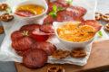 Recipe: Salami Chips