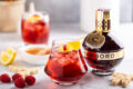 Recipe: Chambord Pink Gin-Ger Berry