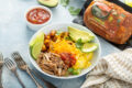 Recipe: AdapTable Meals Carnitas Breakfast Bowls