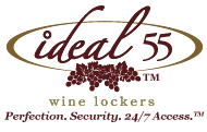 Ideal 55 Wine Lockers logo