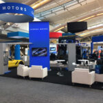 General Motors Trade Show Exhibit