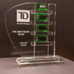 TD Auto Finance Award