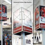 Universal Column Climber